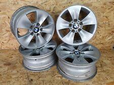 16 Zoll Original BMW 1er E81 E87 3er E90 E91 Alufelgen + 7x16 ET34 + 6762791