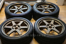 19 Rays Volk Racing TE37 genuine (Volk Racing , Forged, Volks )