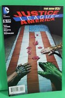 Justice League of America #5 Geoff Johns Comic DC Comics New 52 VF