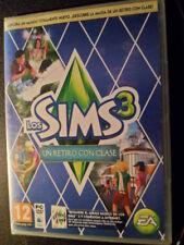 Los Sims 3 Un Retiro con Clase PC Nuevo precintado Expansión en castellano-