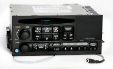 Chevy GMC 1995-2002 Truck Radio AM FM CD with Aux on Pigtail & Bluetooth Music