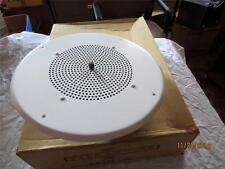 Talk-A-Phone S-8318-B, Ceiling Speaker w/ volume Control. 8 Ohm