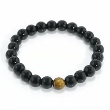 Chic Chakra Healing Beaded Bracelet Natural Lava Stone Diffuser Bracelet Jewelry