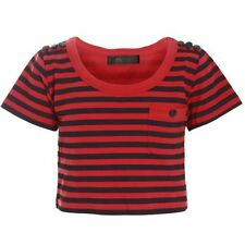 T-shirts et débardeurs bleu pour fille de 10 ans