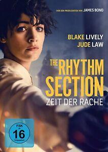 The Rhythm Section - Zeit der Rache [DVD/NEU/OVP] Blake Lively als Auftragskille