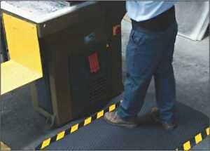 Hog Heaven Industrial Anti Fatigue Floor Mat Commercial Office Dirt New Andersen