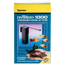 Supreme Ovation 1000 Internal Aquarium/Terraium Filter 01028 -filtration-aerator