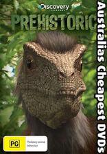 Prehistoric  DVD NEW, FREE POSTAGE WITHIN AUSTRALIA REGION 4