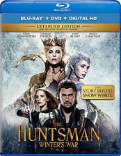 The Huntsman: Winters War - Extended Edi Blu-ray