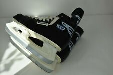 Bauer Authentic and Proud Impact 30 Ice Skates Seniors Sz 12 Excellent Condition