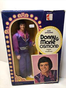 Donie Osmond Doll Vintage Mattel 1978 in Original Box