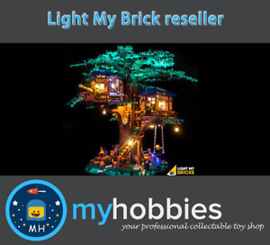 LEGO Tree House 21318 Light Kit Light My Bricks
