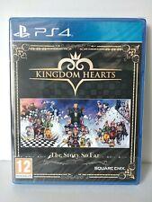 KINGDOM HEARTS : THE STORY SO FAR - Jeu PS4 Region Free Français - Neuf / New