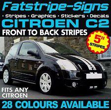 CITROEN C2 STRIPES GRAPHICS CAR VINYL DECALS STICKERS VTR VTS 1.1 1.4 1.6 VIPER