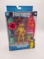 Fortnite Peely Ripe Banana Transforming Driftboard Video Game Action Figure
