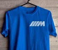 BMW M Motorsport Unisex T Shirt
