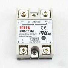 24-380V 10A Módulo De Relé De Estado Sólido SSR-10 da PID Regulador De Temperatura - 2