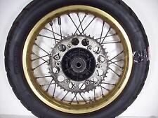 Felge, Rad, Hinterrad, Speichenrad / Rear Wheel Honda NX 650 Dominator RD02