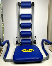 Used Ab Rocket Abdominal Trainer Core Strengthening Missing Weight And Screw