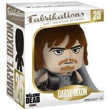 """THE WALKING DEAD - Daryl Dixon 7"""" Fabrikations Plush (Funko) #NEW"""