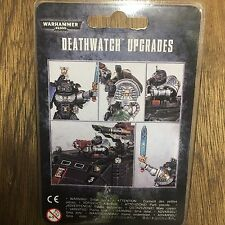 Warhammer 40K DEATHWATCH UPGRADES Sprue Pack