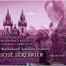 Dvorak: Symphony No. 7; In Nature's Realm; Scherzo Capriccioso, New Music