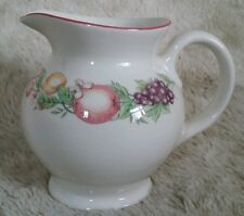 Boots Orchard 1/2 Pint Cream Jug Brand New 1980/90s