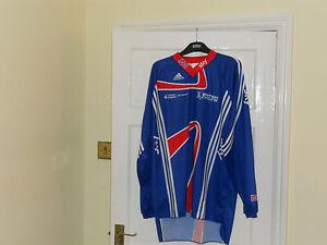 Adidas Team GB SKY Olympic cycling bike jersey shirt top BMX freeride downhill