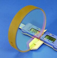 "4"" Dia. ZERODUR High Power Mirror 532nm 45deg (AVLIS laser optics, HeNe 0 Deg"