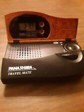 Digital Alarm Radio Clock Panashiba