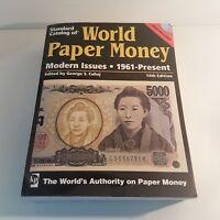 Standard Catalog of World Paper Money: Modern Issues 1961 - Present Copertina fl