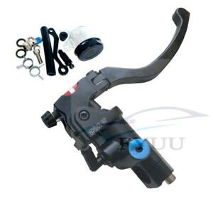 R SIDE Motorcycle Cable Clutch Master Cylinder Hydraulic Brake Clutch Pump 22mm