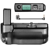 Neewer 2.4G LCD Display Wireless Control Battery Grip for Sony A6300 Camera