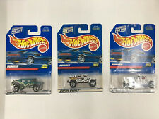 Hot Wheels Lot Of 3 Two 1998 858 Hummer 19529 & One 1999 Humvee 1080 24094 B16z