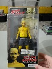2005 Frank Miller's Sin City Yellow Bastard With Syringe, Whip & Knife - New