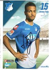 Jeremy Toljan  AK 14/15  TSG Hoffenheim / Dortmund mit original Unterschrift !!