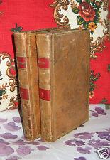 """Brueys et Palaprat """"Oeuvres Choisies"""" 2vol 1812 Théâtre Ed. stéréotype Didot"""