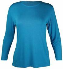 Maglie e camicie da donna viscosa con girocollo taglia 44
