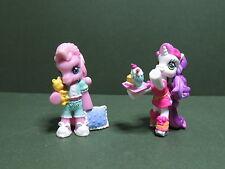 Mon Petit Poney 2 figurine Sweetie Belle & Pinkie pie Ponyville My little Pony