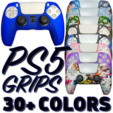 Gaming Skin Rubber Case Cover Sony PS5 Playstation 5 DualSense Controller Grips