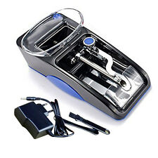 Electric Easy Automatic Cigarette Injector Machine Tobacco Maker Roller EU New