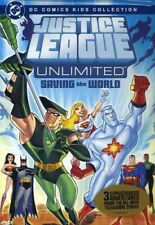 Justice League Unlimited: Saving World - Season 1 [New DVD] Dolby, Dubbed, Sub