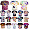 New Women Men Anime Sailor Moon Print Casual 3D T-Shirt Short Sleeve Tops Tee