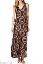 Marks and Spencer Viscose V Neck Full Length Women's Dresses