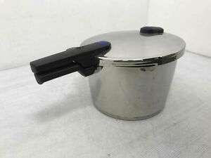Fissler Stovetop Stainless Steel Pressure Cooker Made In Germany