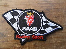 ECUSSON PATCH THERMOCOLLANT aufnaher toppa SAAB 900 turbo 16 aero cabriolet auto