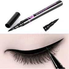 Waterproof Eyeliner Liquid Eye Liner Pen Pencil Makeup Beauty Cosmetic Black HWC