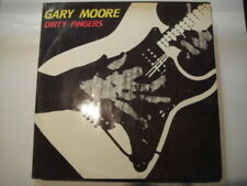 Gary Moore ‎– Dirty Fingers  SOVIET press LP