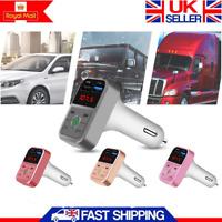Car Charger Dual USB 12v Lighter Socket Adapter plug fast charging twin usb UK