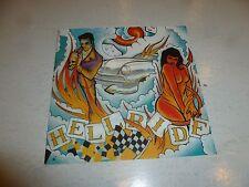 "HELLRIDE - She's on Fire - 2000 Spanish 2-track 7"" Vinyl single"